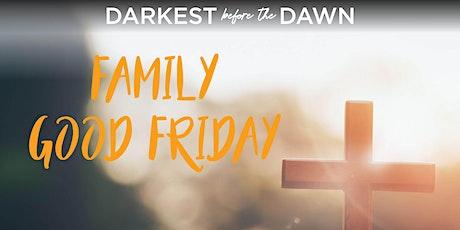 April 2, 2021: Good Friday Worship tickets
