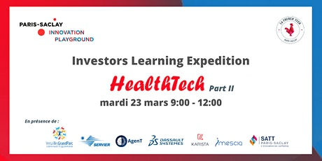 Learning Expedition VC - Santé tickets