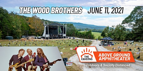 The Wood Brothers at The Caverns Above Ground Amphitheater tickets