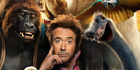 Dolittle (PG) at Film & Food Fest Newcastle tickets