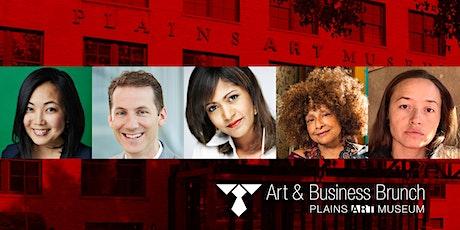 Plains Art Museum's Virtual Art & Business Brunch Spring 2021 Tickets