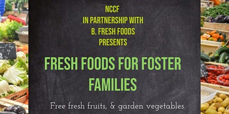 Fresh Food Giveaway tickets