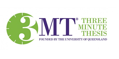 University of Dundee Three Minute Thesis training tickets