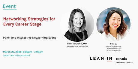 Lean In Vancouver:  Intuition: Networking Strategies for Every Career Stage tickets