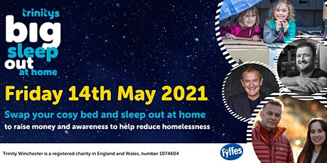 Trinity's Big Sleep Out at Home tickets