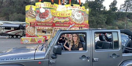 FREE Drive-Thru Fair Foodie Fest @ Rose Bowl Stadium boletos