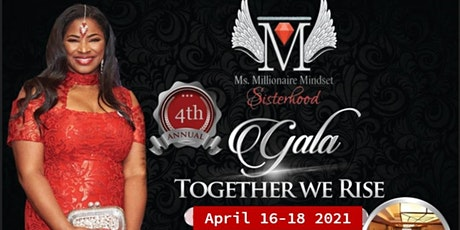 "Millionaire Mindset Sisterhood 2021 ""Global Vision Gala"" tickets"