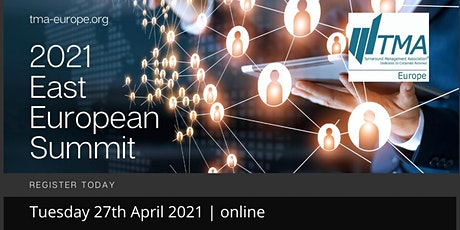 TMA Europe 2021 East European Summit tickets