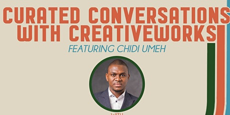 Curated Conversations with CreativeWorks tickets