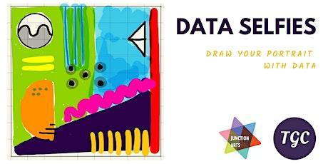 Data Selfie Online Workshop (Lunchtime) tickets