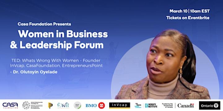 Women Inspire (Celebrating Women in Business & Leadership) image