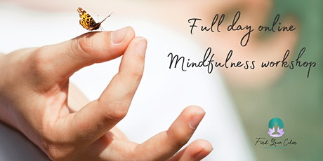 One day mindfulness workshop online ingressos