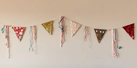 Party Pennant (Bunting) Banner Workshop tickets