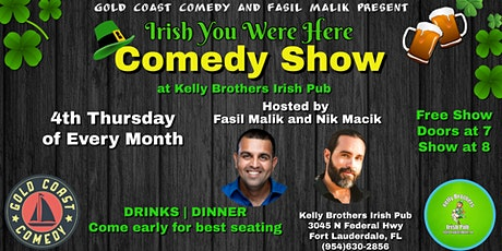 Kelly Brothers Comedy Show tickets