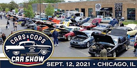 2021 Cars & Cops Car Show tickets