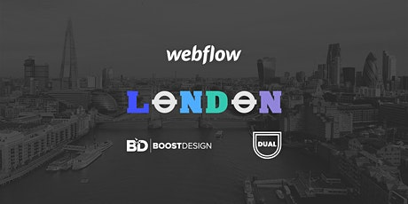 Building Better Businesses - Introducing Webflow to London tickets