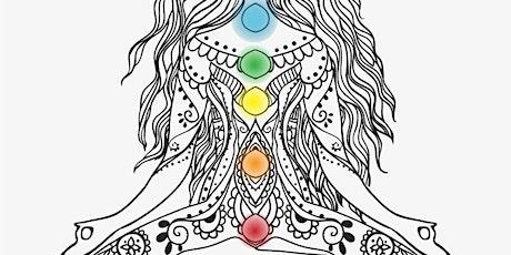 Exploring Chakra Healing w/ Hannah tickets