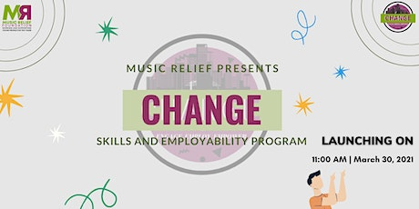 CHANGE Campaign - Launch Event Seminar tickets