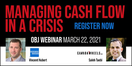 Managing cash flow and working capital in a crisis tickets