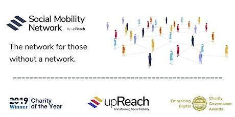 Social Mobility Network: April Information Webinar tickets