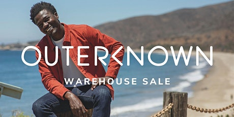 Outerknown  Warehouse Sale - Costa Mesa, CA tickets