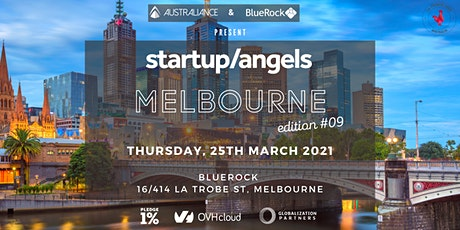Startup&Angels Melbourne #9 tickets