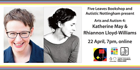 Autism: Katherine May / Rhiannon Lloyd-Williams tickets