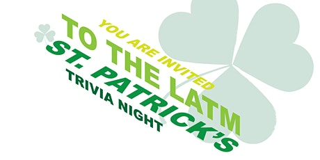 St. Patrick's Themed  Virtual Charity Trivia Night tickets