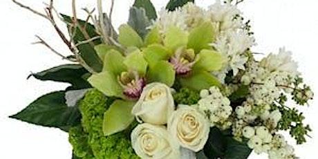 Pour & Paint Flower Arrangement Lessons tickets