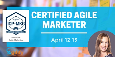 Certified Agile Marketer (ICP-MKG) tickets