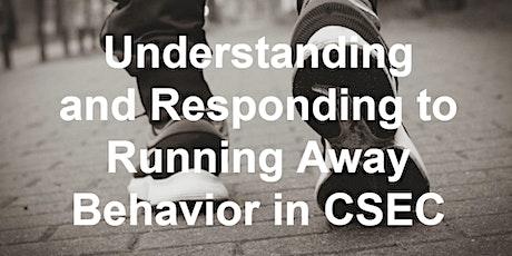 Understanding and Responding to Running Away Behavior in CSEC tickets
