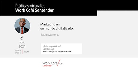 Marketing en un mundo digitalizado. entradas