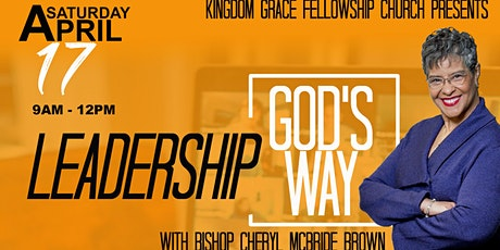 LEADERSHIP, GODS WAY VIRTUAL SESSION tickets