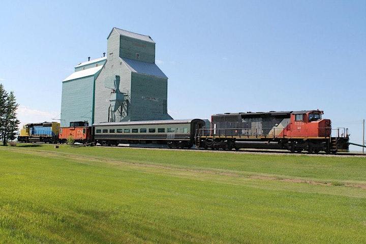 Historic Heisler Train Excursion image