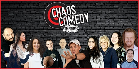 March Chaos Comedy Improv Show tickets