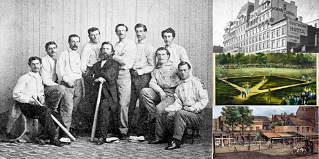 'Uncovering the True Origins of Baseball' Webinar tickets