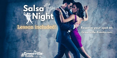 Salsa Night at ZEN  (Lesson Included)! tickets