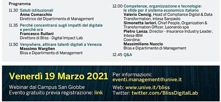 Immagine Svolta digitale? Innovazione digitale in Italia dopo un anno di pandemia