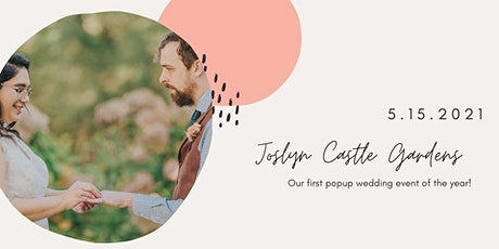 Omaha Spring Garden Elopement Popup Wedding Package tickets