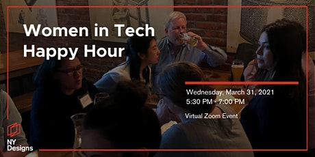 Virtual Women in Tech Happy Hour tickets