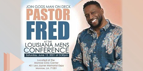 God's Man on Deck-La w/Pastor Fred Gooden, Bakari Beckwith, Vance Price tickets