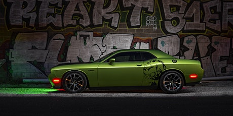 Automotive Lightpainting Photography Workshop tickets