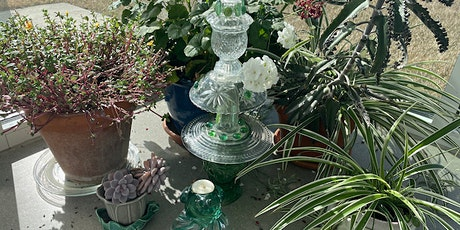Garden Sculptures - with Debra Marqusee (Ages High School - Adult) tickets