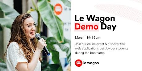 Le Wagon Demo Day Batch #562 tickets