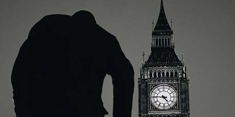 """Вебинар """"Все о Британских премьер-министрах"""" с Джерри Миллером tickets"""
