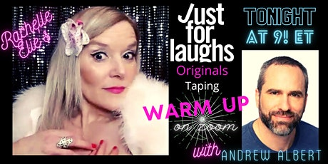 Rachelle Elie's  Pop UP Stand UP Comedy Show with Andrew Albert tickets