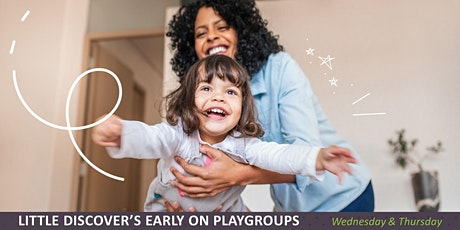 EarlyON Little Discover's Playgroup tickets