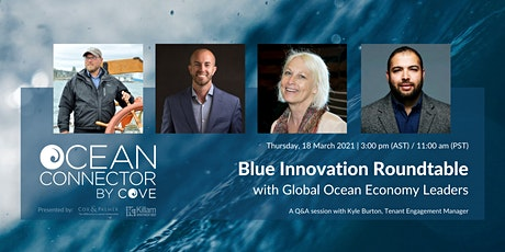 Ocean Connector: Connecting with the Global Ocean Ecosystem tickets