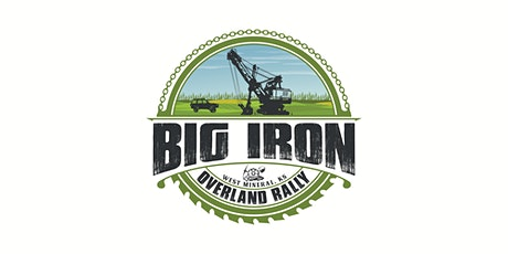 Big Iron Overland Rally tickets