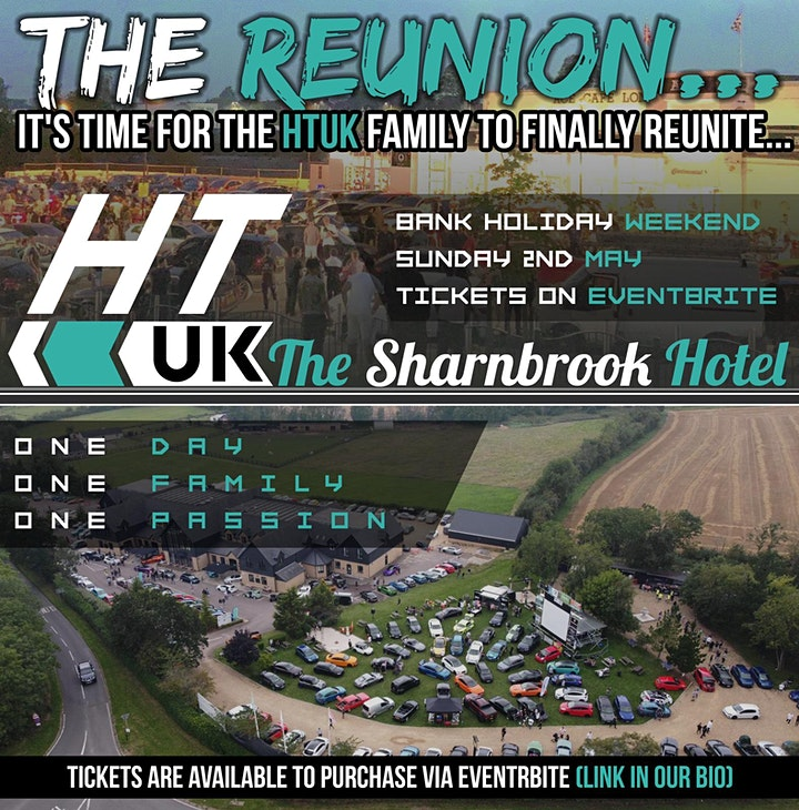 HT UK - THE REUNION at The Sharnbrook Hotel image